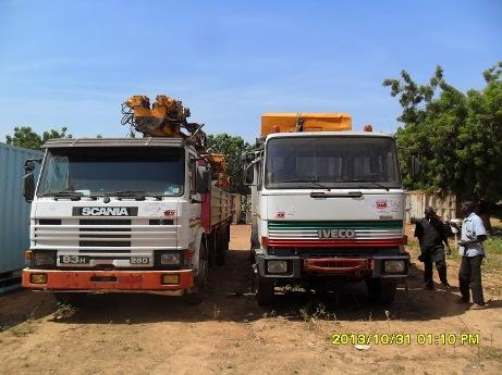 camion appoggio